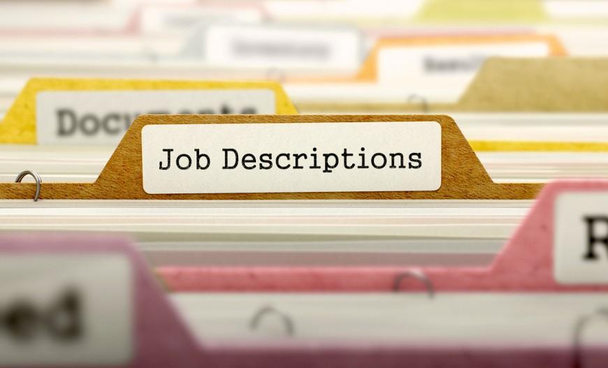 Job description pic